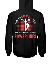 INSANELY IN LOVE WITH A GUY WHO JUST HAPPENS Hooded Sweatshirt thumbnail