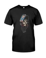 Welder Woman Skull Classic T-Shirt front