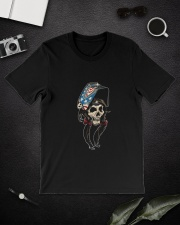 Welder Woman Skull Classic T-Shirt lifestyle-mens-crewneck-front-16