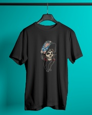 Welder Woman Skull Classic T-Shirt lifestyle-mens-crewneck-front-3