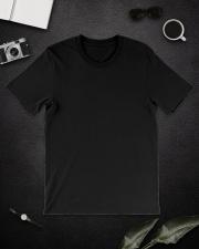 Lineman Ninja Official Job Shirt Classic T-Shirt lifestyle-mens-crewneck-front-16