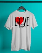 My Lineman Tee Classic T-Shirt lifestyle-mens-crewneck-front-3