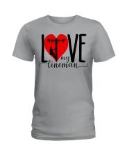 My Lineman Tee Ladies T-Shirt thumbnail