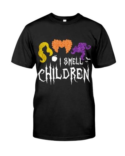 I Smell Children Teacher