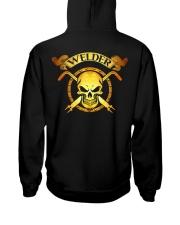 Welder Skull Tee Hooded Sweatshirt thumbnail
