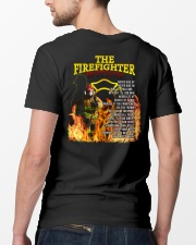 The Firefighter Within Classic T-Shirt lifestyle-mens-crewneck-back-5