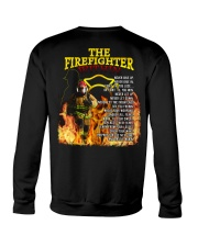 The Firefighter Within Crewneck Sweatshirt thumbnail