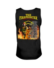 The Firefighter Within Unisex Tank thumbnail