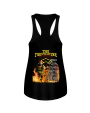 The Firefighter Within Ladies Flowy Tank thumbnail
