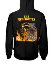 The Firefighter Within Hooded Sweatshirt thumbnail
