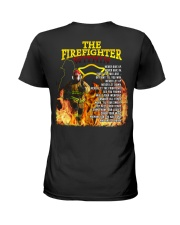 The Firefighter Within Ladies T-Shirt thumbnail