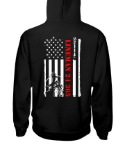 Lineman 24 365 Shirt Hooded Sweatshirt thumbnail