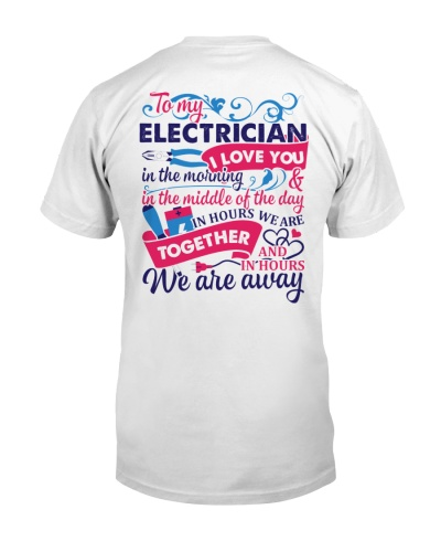 To My Electrician I Love You