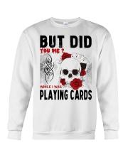 But Did You Die Crewneck Sweatshirt thumbnail