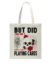 But Did You Die Tote Bag thumbnail