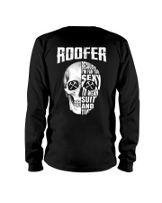 Roofer Because I'm Far Too Sexy To Wear Suit  Long Sleeve Tee thumbnail