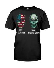 My Hometown Washington Classic T-Shirt front