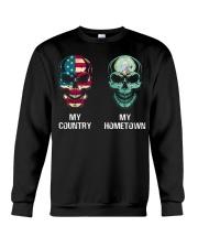 My Hometown Washington Crewneck Sweatshirt thumbnail