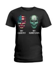 My Hometown Washington Ladies T-Shirt thumbnail