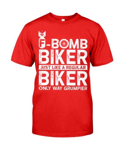 F-bomb Biker