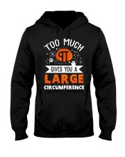 Gives You A Large Circumference Hooded Sweatshirt thumbnail