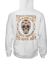 Crazy Enough To Love Him Hooded Sweatshirt thumbnail