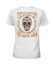 Crazy Enough To Love Him Ladies T-Shirt thumbnail