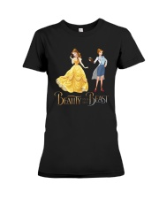 PRINCESS NURSE Premium Fit Ladies Tee thumbnail
