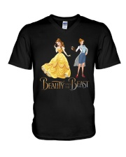 PRINCESS NURSE V-Neck T-Shirt thumbnail