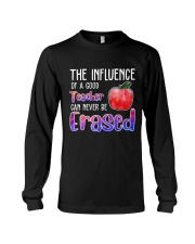 The Influence Of A Good Teacher Long Sleeve Tee thumbnail