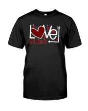 Love My Nurse Classic T-Shirt front