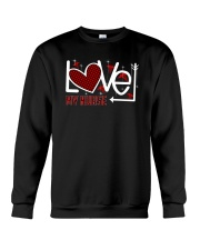 Love My Nurse Crewneck Sweatshirt thumbnail
