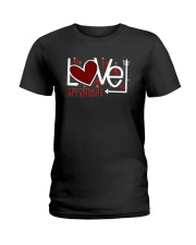 Love My Nurse Ladies T-Shirt thumbnail