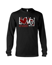Love My Nurse Long Sleeve Tee thumbnail