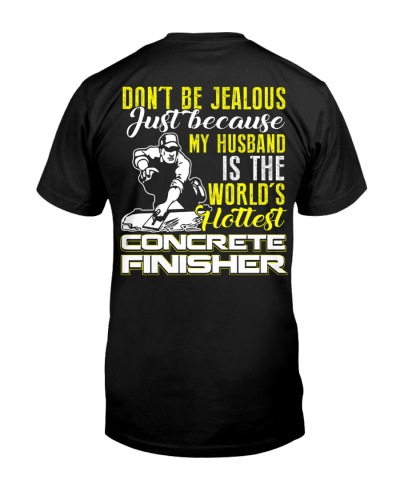 The World's Hottest Concrete Finisher