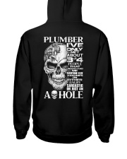 Plumber I've Only Met About 3 Or 4 Hooded Sweatshirt thumbnail