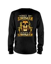 One A Lineman Always A Lineman Long Sleeve Tee thumbnail