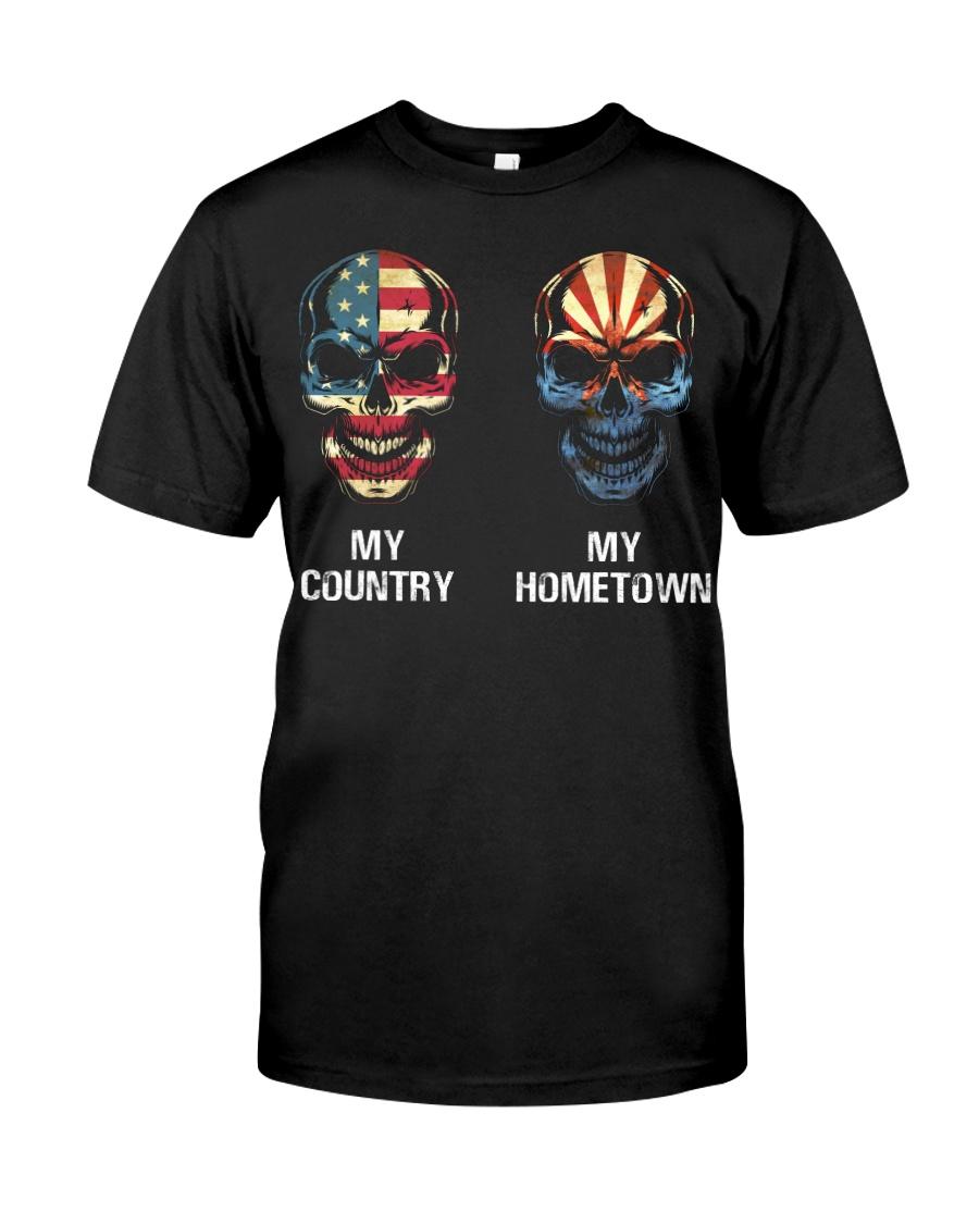My Hometown Arizona Classic T-Shirt