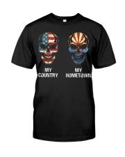 My Hometown Arizona Classic T-Shirt front