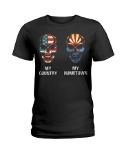 My Hometown Arizona Ladies T-Shirt thumbnail