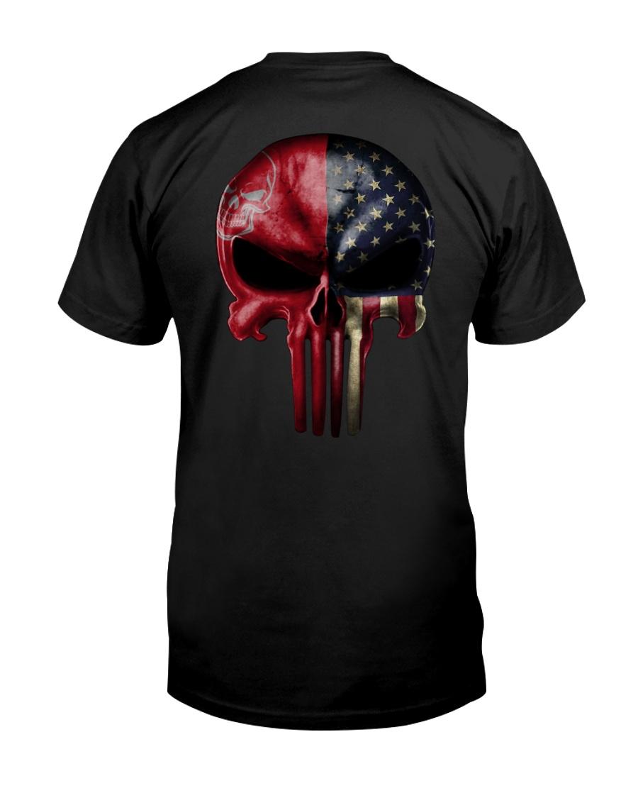 Love Skull Tee Classic T-Shirt