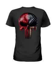 Love Skull Tee Ladies T-Shirt thumbnail
