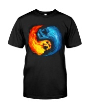 Skull Color Tee Premium Fit Mens Tee thumbnail
