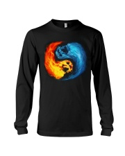 Skull Color Tee Long Sleeve Tee thumbnail