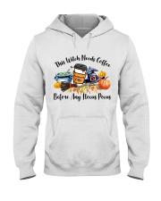 Favorite Things Nurse Hooded Sweatshirt thumbnail