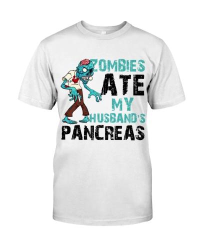 Teacher Zombies Ate My Husband's Pancreas