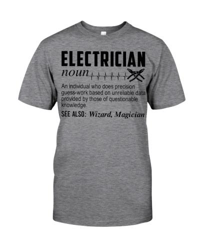 Electrician Noun