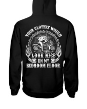 Your clothes would look nice on my bedroom floor Hooded Sweatshirt thumbnail