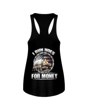 I Run Hoes For Money Ladies Flowy Tank thumbnail