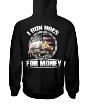 I Run Hoes For Money Hooded Sweatshirt thumbnail